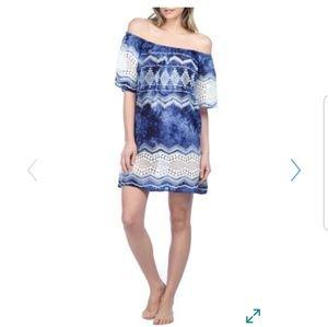 Brand NEW La Blanca Swimwear Cover-Up Dress
